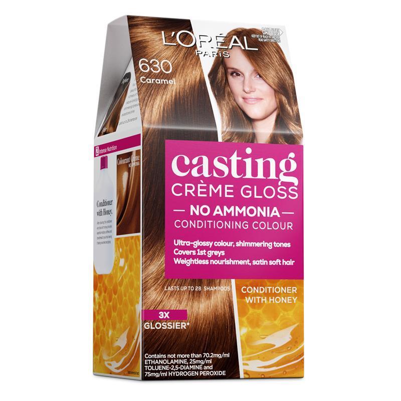 Galerry home hair colour no ammonia