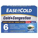 Ease a Cold Cold & Congestion Day & Night 30 Capsules
