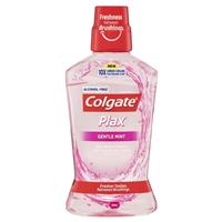 Colgate Plax Mouth Wash Gentle Care 500mL