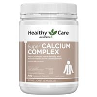 Healthy Care Super Calcium + Vitamin D 400 Tablets
