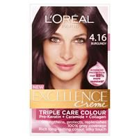 L'Oreal Excellence Creme - 4.16 Burgundy