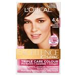 L'Oreal Excellence Creme - 4.4 Dark Brown Auburn