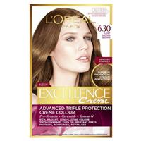 L'Oreal Excellence Creme - 6.3 Light Golden Brown