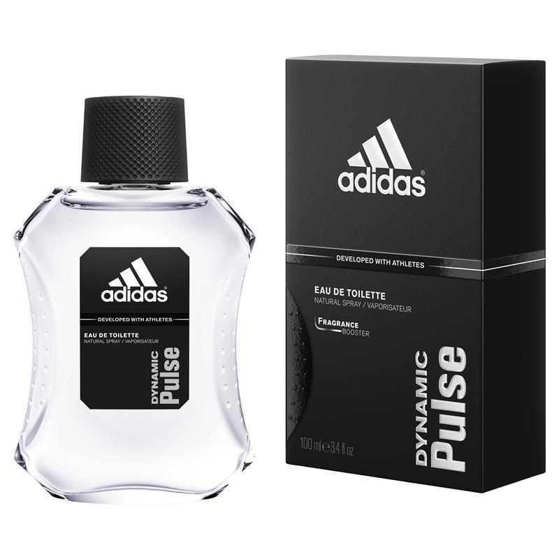 buy adidas dynamic eau de toilette 100ml spray online at. Black Bedroom Furniture Sets. Home Design Ideas