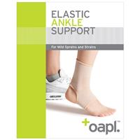Oapl 12009 Ankle Support Elastic Large