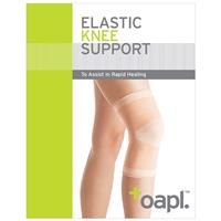 Oapl 14067 Knee Support Elastic Small