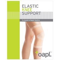 Oapl 14069 Knee Support Elastic Large