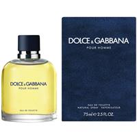 Dolce & Gabbana for Men 75ml Eau de Toilette Spray