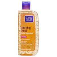 Clean & Clear Morning Burst Facial Cleanser with Bursting Beads 240ml