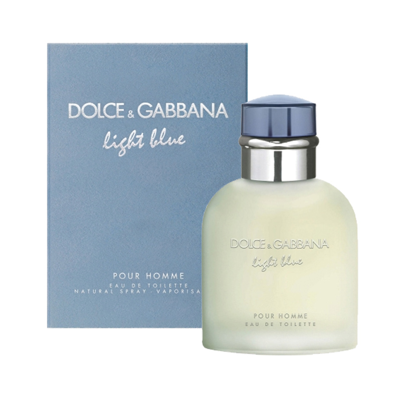 dolce gabbana light blue pour homme eau de toilette 125ml spray epharmacy