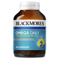 Blackmores Omega Daily 90 Capsules