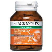 Blackmores Sustained Release C 75 Tablets