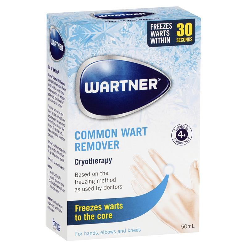 freeze away wart remover instructions