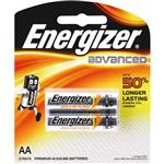 Energizer e2 Advanced AA Batteries 2 Pack X91