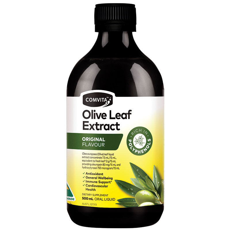 How to use olive leaf extract