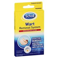 Scholl Wart Removal System Washproof