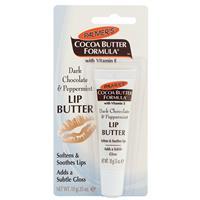 Palmers Dark Chocolate & Peppermint Lip Butter 10g