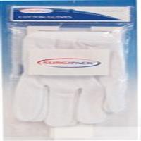Surgipack Regular Cotton Gloves Large