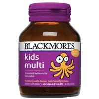 Blackmores Kids Multi 60 Tablets