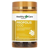 Healthy Care Propolis 1000mg 200 Capsules