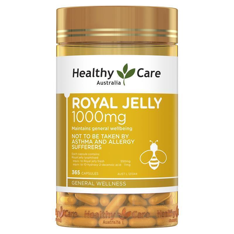 Royal jelly allergic reaction