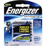 Energizer Lithium AA 4 Pack