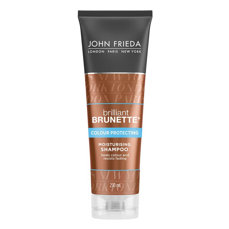 John Frieda Brilliant Brunette Shampoo Moisturising 250ml