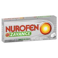Nurofen Zavance 24 Tablets