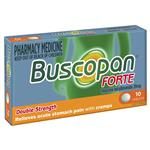 Buscopan Forte 20mg 10 Tablets