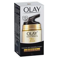 Olay Total Effects Touch of Foundation SPF 15 50g