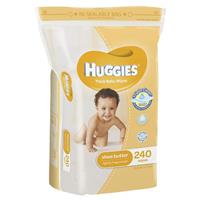Huggies Wipes Scented Jumbo Refill 240