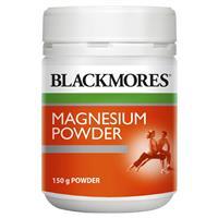 Blackmores Magnesium Powder 150g