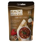 Optislim Healthy Option Chunky Beef & Potato 300g