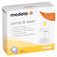 Medela Pump & Save Breastmilk Bags 20 Pack