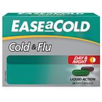 Ease a Cold Cold & Flu Day & Night 24 Capsules