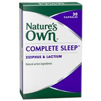 Nature's Own Complete Sleep 30 Capsules
