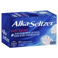 Alka Seltzer Regular 20