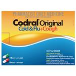 Codral Original Cough Cold & Flu 24 Capsules