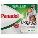 Panadol Back & Neck Long Lasting 36