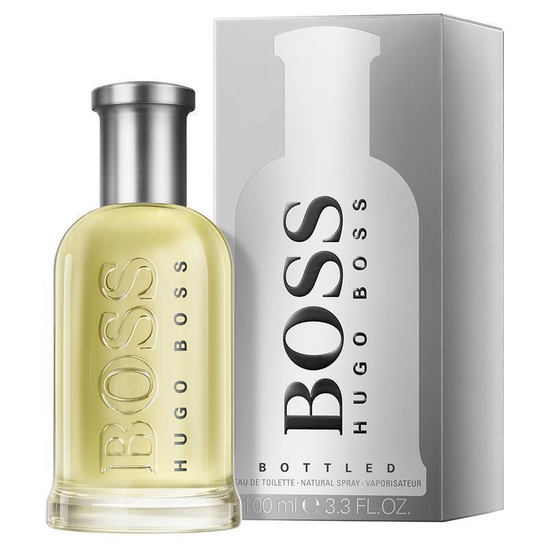4cc4d01ec Hugo Boss Bottled Eau de Toilette 100ml Spray. Magnified View