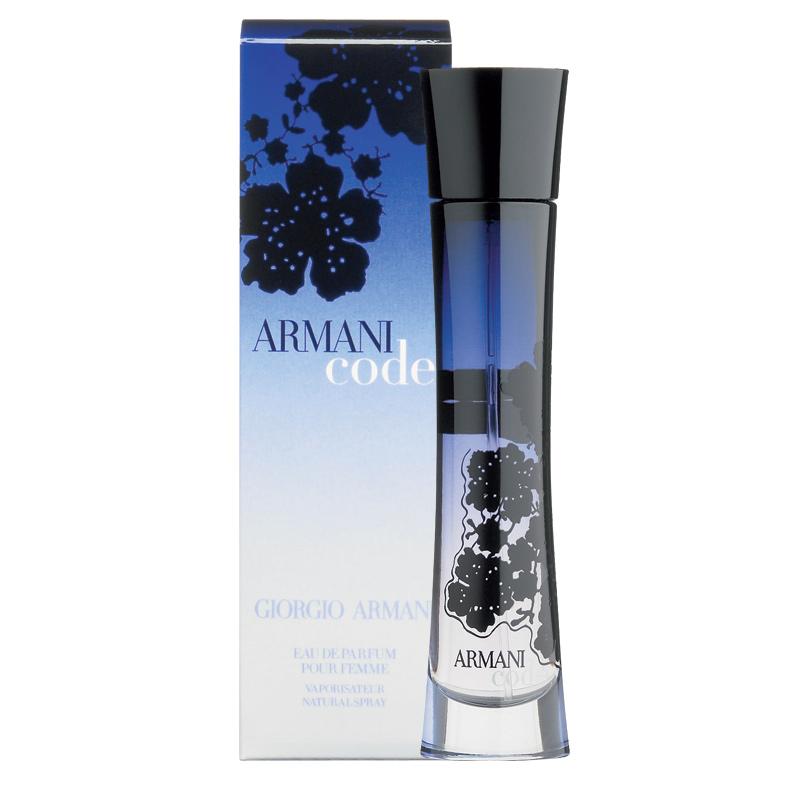 Giorgio Armani Code Eau de Parfum 30ml Spray. Magnified View 7fcef7773c6c