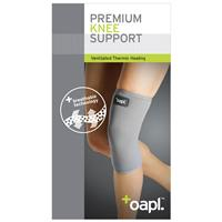 Oapl 65062 Knee Thermovent Support Closed Large