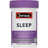Swisse Ultiboost Sleep 100 Tablets