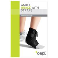 Oapl 20617 Ankle Brace Large