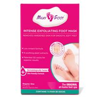 Milky Foot Exfoliation Pads Regular