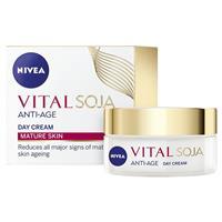 Nivea Visage Multi Active Anti-Age Day Cream SPF 12 50mL