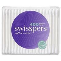 Swisspers Cotton Tips 400