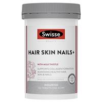 Swisse Ultiboost Hair Skin Nails+ 100 Tablets