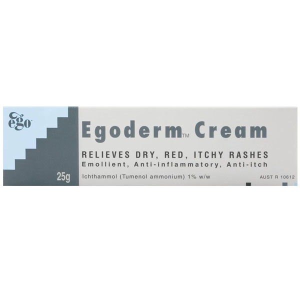 Egoderm Cream 25g Chemist Warehouse