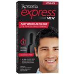 Restoria Express for Men Jet Black